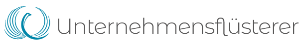 Unternehmensfüsterer logo